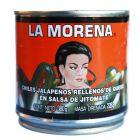 Piments jalapeños au fromage
