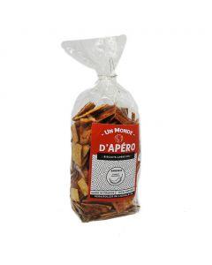 Biscuits apéro au piment chipotle