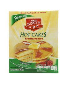 Préparation pour Hot Cakes