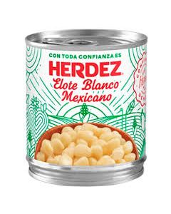 Maïs blanc-Elote blanco mexicano