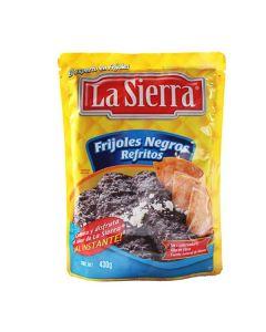 Haricots noirs en purée - Frijoles negros refritos