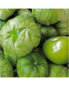 Tomates vertes concassées - Tomatillo