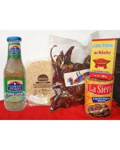 """Kit """"Tacos al pastor"""""""