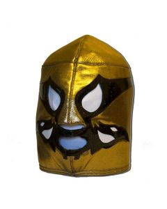 Masque de catch - Mascara de lucha libre - Doré
