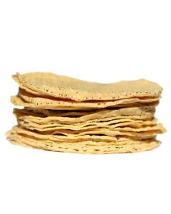 Tortillas de maïs jaune