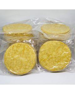 Tortillas maïs jaune - 240 unités